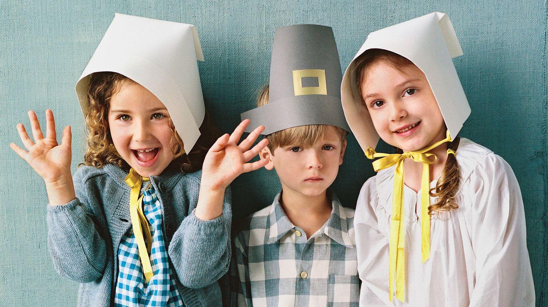 Paper Pilgrim Bonnet