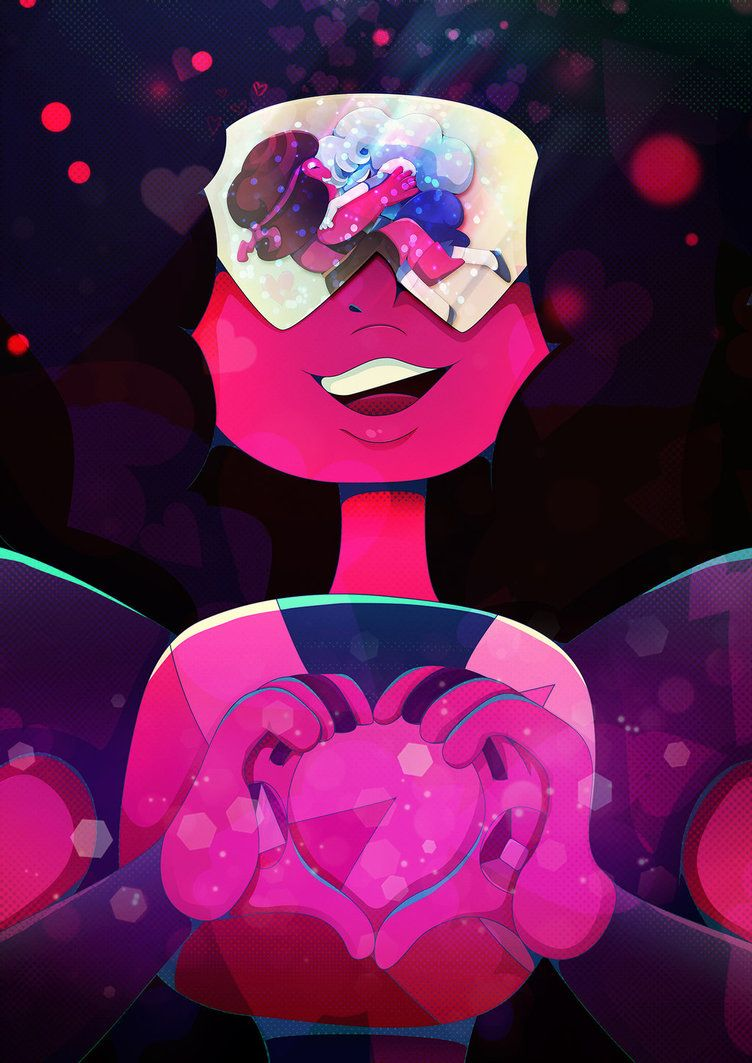 Hi everyone, I watched Steven Universe last year for first