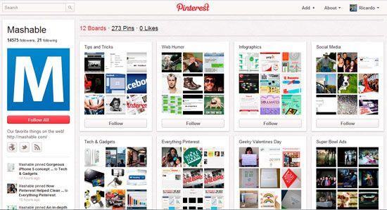 15 Inspirações para o Pinterest