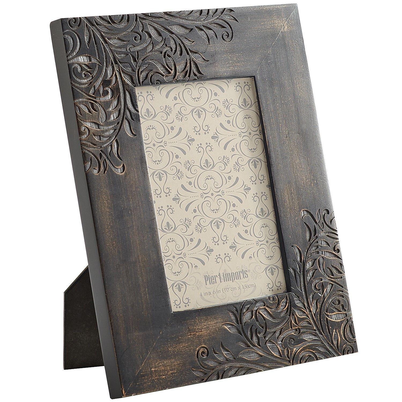 Etched Wood Frame - 5x7   Pier 1 Imports   Framing   Pinterest ...