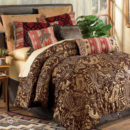 Southwest Bedding Clearance Towers King Comforter Set