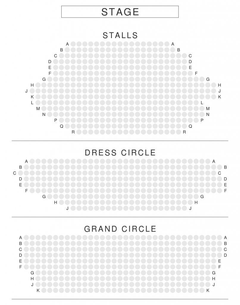 Elegant leeds grand theatre seating plan