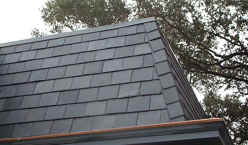 Truslate Photo General Roofing Systems Canada Grs Roofing Contractors Calgary Red Deer Edmonton Fort Mc Slate Roof Slate Roof Shingles Fibreglass Roof