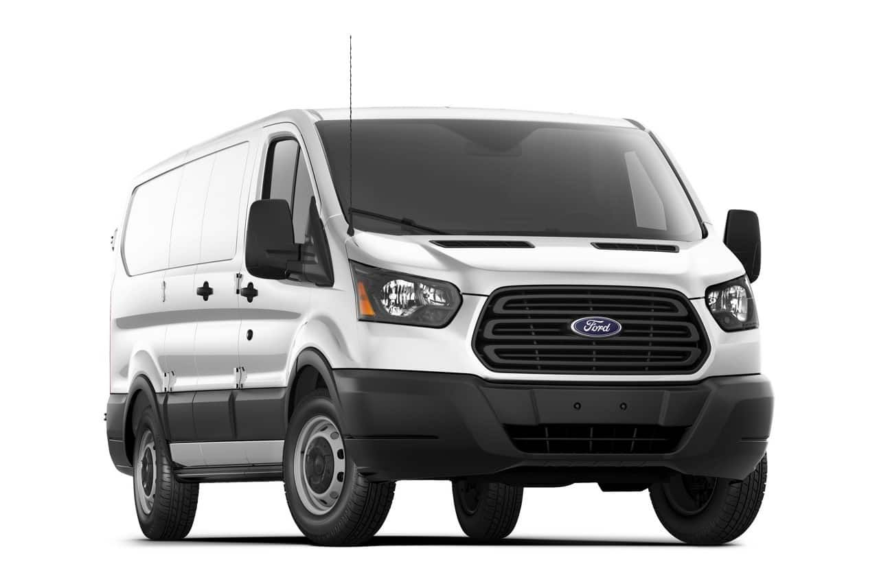 2019 Ford Transit Cargo Van Model Highlights Ford Com Cargo