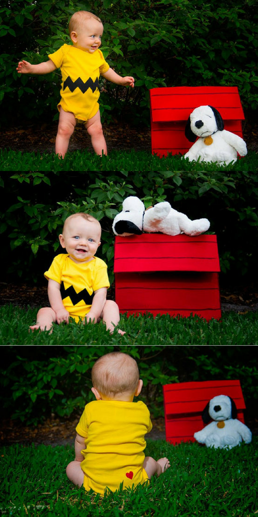 great halloween baby costume of charlie brown affiliate