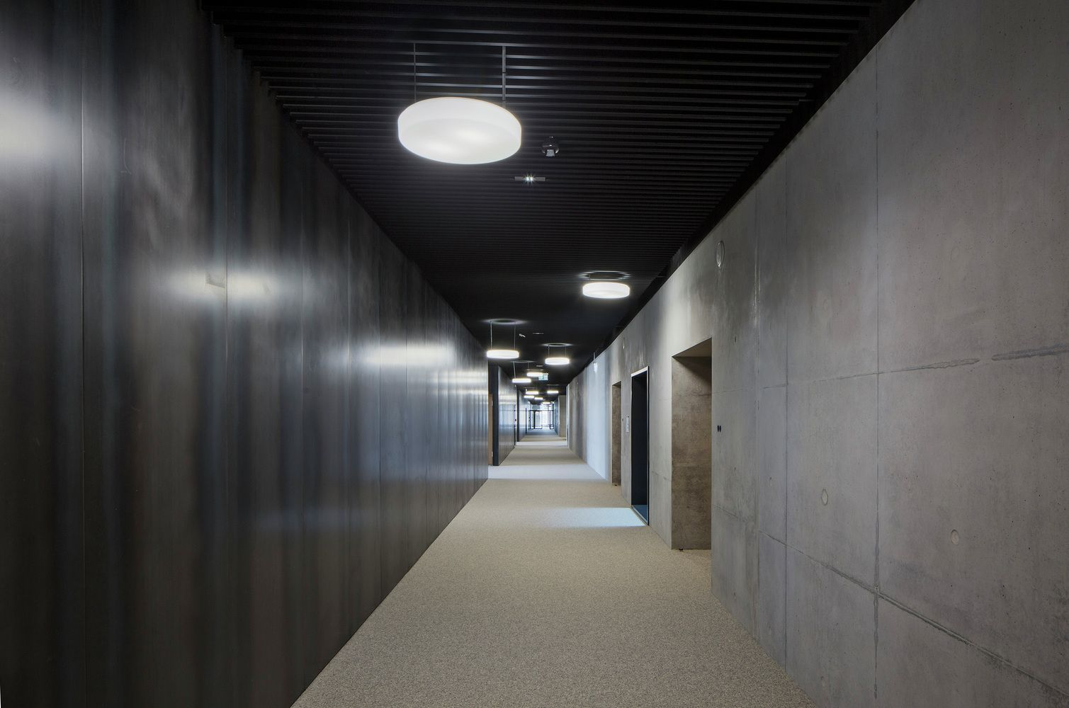 Gallery of la maison du savoir university of luxembourg be