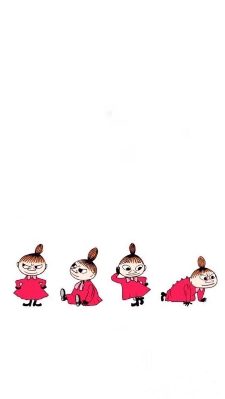 Moomin Iphone Wallpaper ムーミン 壁紙 トーベ ヤンソン 漫画の壁紙