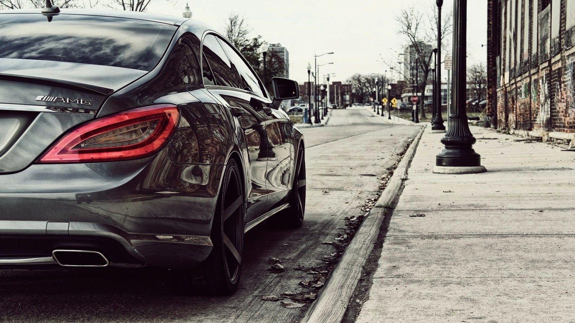 sedan Mercedes-Benz CLS mercedes clsblack sedan Mercedes-Benz CLS mercedes cls  13 Anugerah Allah S