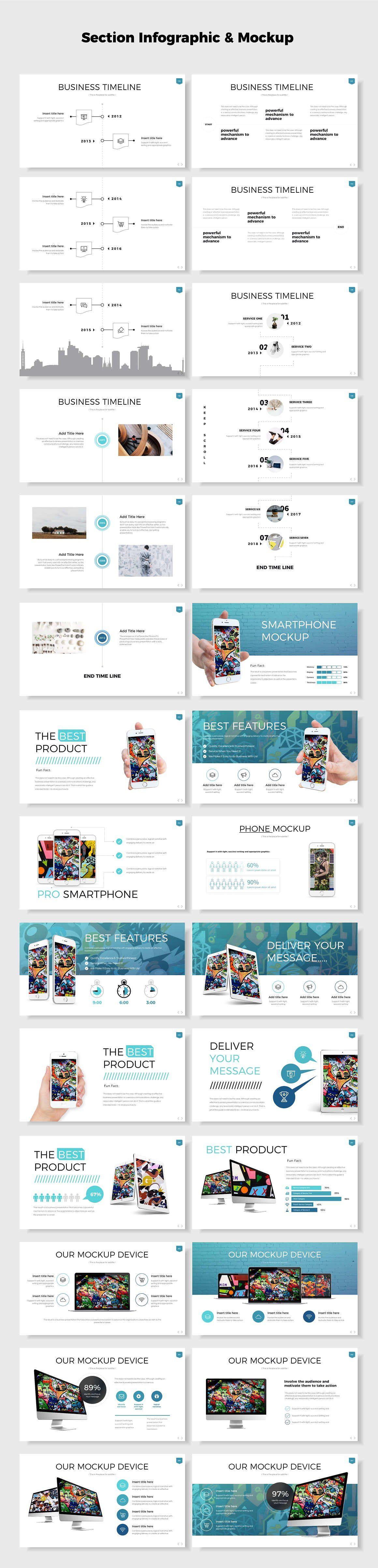 Gante powerpoint template presentation templates template and gante powerpoint template by mikoslide on creativemarket toneelgroepblik Choice Image