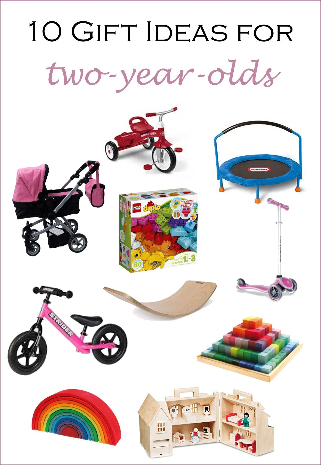 10 Gift Ideas for TwoYearOlds in 2020 2nd birthday