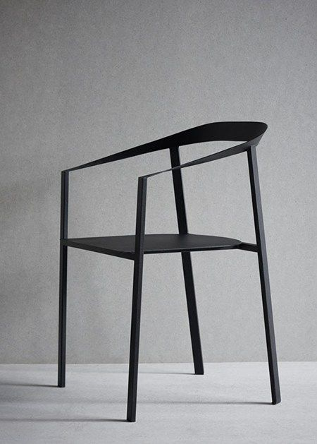 9 best wireframe chairs selected by la chaise bleue for Mobili danesi