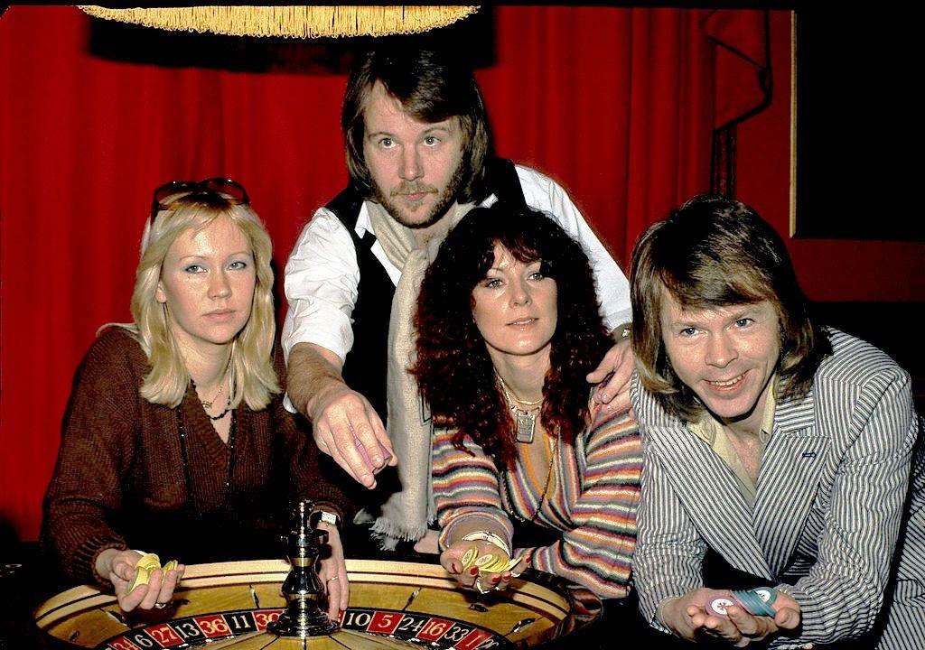 Pin by ցҽօɾցíɑ on ABBA in 2020 Abba, Eurovision songs