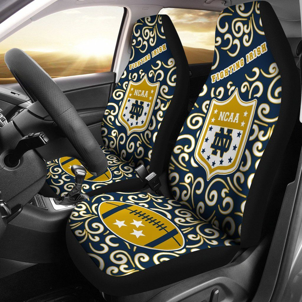 Awesome Artist SUV Notre Dame Fighting Irish Seat Covers