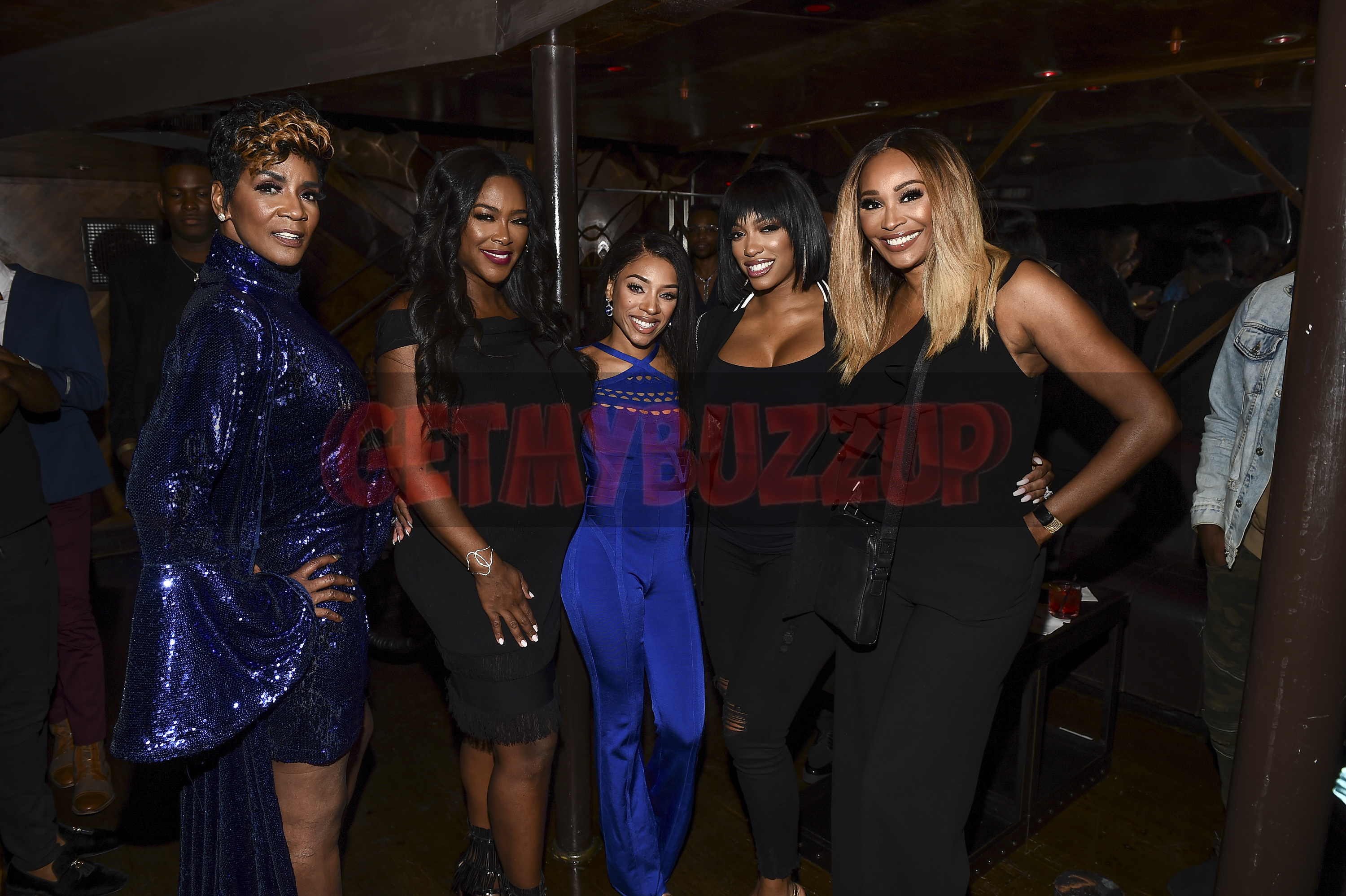 Wetv Hosts Party For Return Of Growing Up Hip Hop Atl Guhhatl Photos Hip Hop Atlanta Celebrity Photos Host A Party