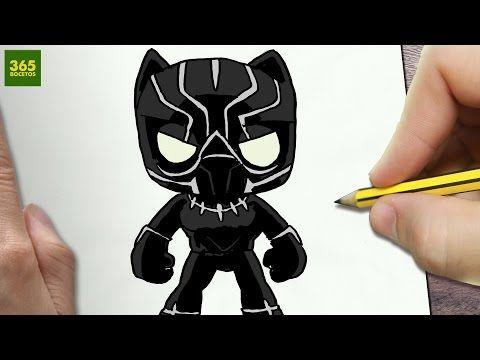 Imagen Relacionada Dibujos Kawaii Dibujos Kawaii Faciles Dibujo De Pantera Negra