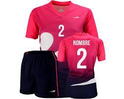 6aea3e10b159a Resultado de imagen para imagenes de uniformes de futbol para mujeres