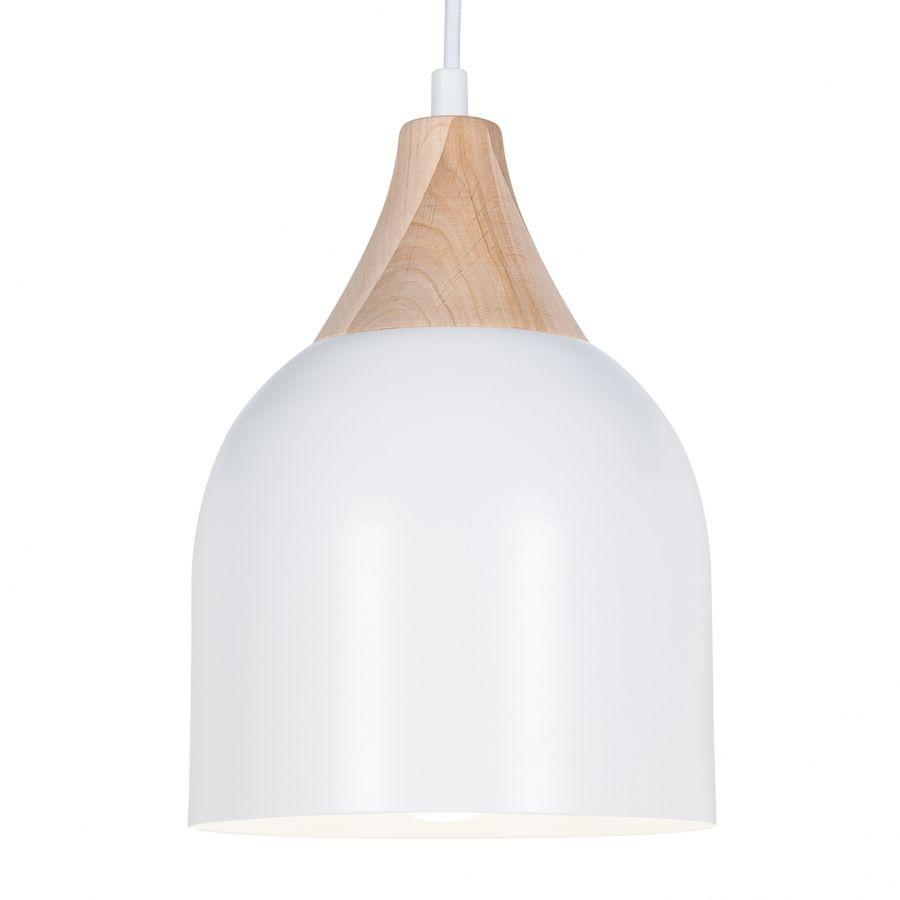 Hanglamp Veera - wit 1 lichtbron