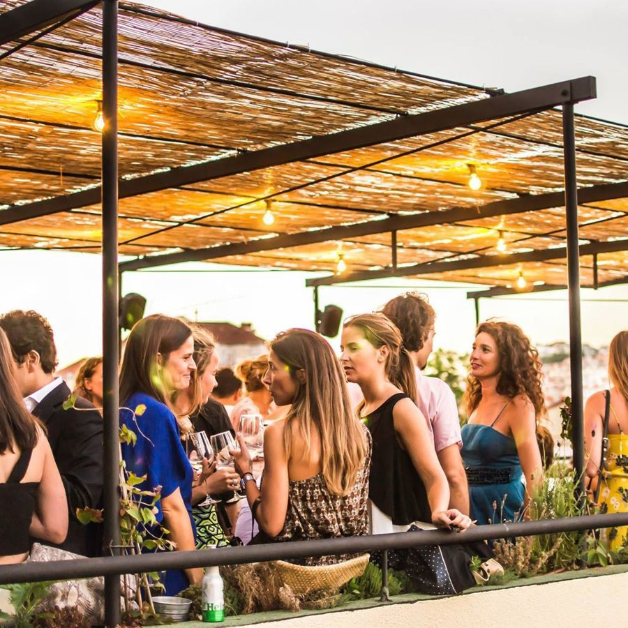 12 best rooftop bars in Lisbon   Best rooftop bars, Lisbon ...