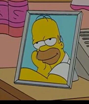 Mi Amor No Puedo Esperar Para Verte Los Simpsons Los Simpson Memes De Los Simpson