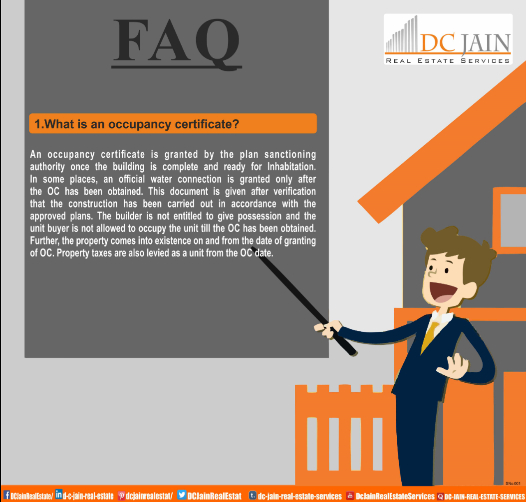 Frequently Asked Question On Real Estate @DCJainRealEstat 124 ...