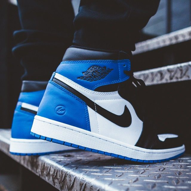 sale retailer f09e3 143de Stamp of approval. The  AirJordan 1 Retro High x Fragment drops tomorrow.