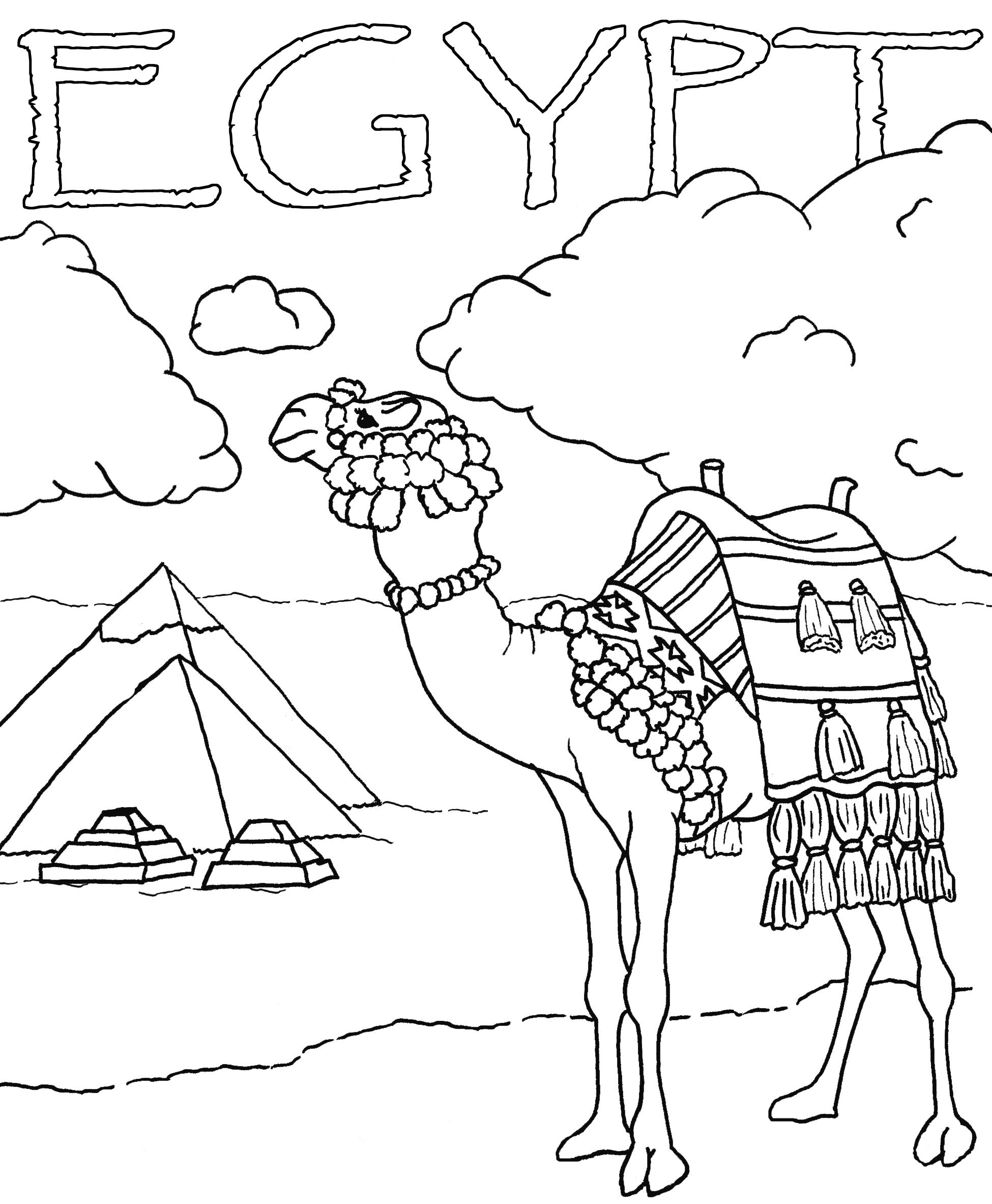 Ancient Egyptians Did Not Worship The One True God Read About Their Beliefs And Find Egypt Coloring Pa Ancient Egypt Art Coloring Pages Ancient Egypt For Kids [ 2366 x 1950 Pixel ]