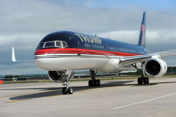 Trump 757  Google Search  VIP  Pinterest  Planes And Private Jets