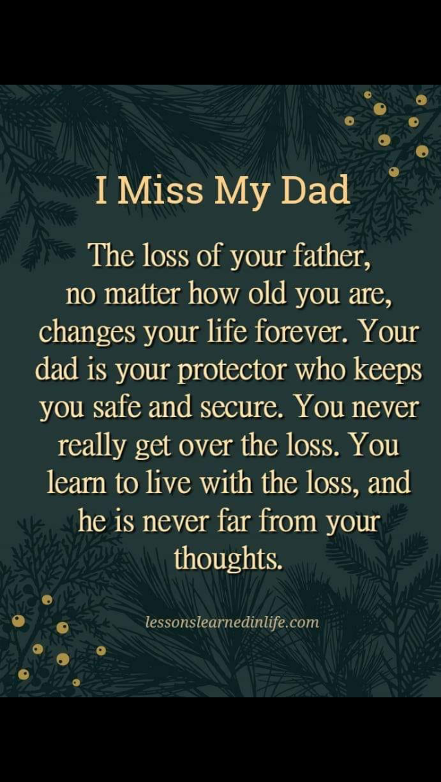 90+ Papa ideas in 2020 | miss you dad, dad quotes, dad in heaven