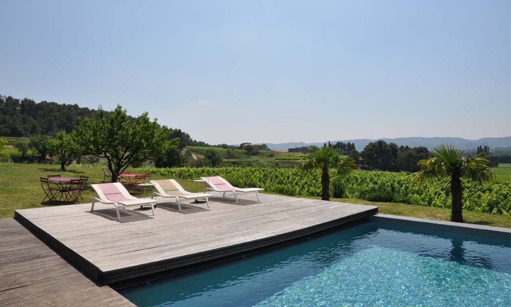 Villa Le Mas de So in Laudun-l\'Ardoise, France #villa #swimmingpool ...
