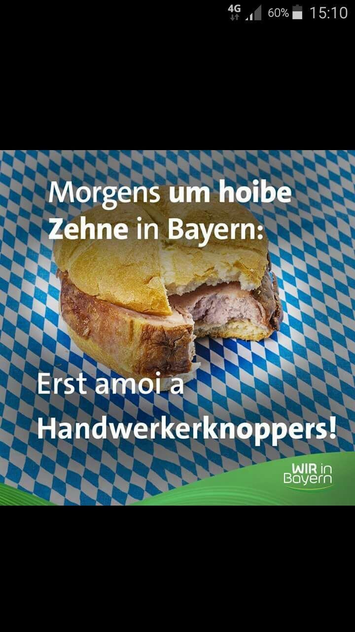 Morgens Um Halb Zehn In Bayern Erstmal Ein