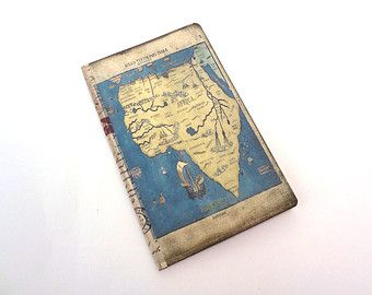 Africa travel diary old world adventure travel journal antique map africa travel diary old world adventure travel journal antique map notebook explorers travel gumiabroncs Gallery