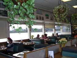 Gilda S Family Restaurant On The Wharf At Santa Cruz Ca Some Of Best Clam Chowder I Ve Ever Eaten