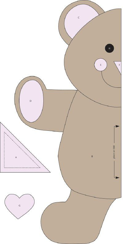 Birth Bear Baby Quilt Pattern is part of Teddy bear quilt pattern, Baby quilt patterns, Baby quilts, Baby quilt pattern, Bear quilts, Quilt patterns - Give your favorite new parents a special delivery with this Birth Bear baby quilt pattern  Learn how to make the quilt and download the charming quilt pattern in this article