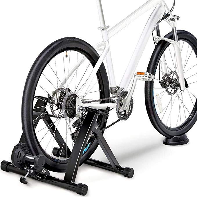 Amazon Com Topeakmart Premium Steel Bike Bicycle Indoor Exercise