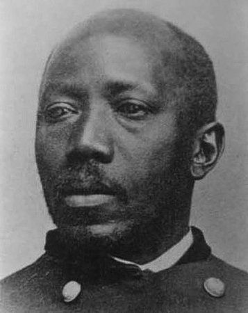 Martin R. Delany over the course of a long life (1812-85), a writer, editor, abolitionist, Harvard medical student, physician, judge, acquaintance of John Brown, and the first African American commissioned a major in the Army. He is also widely considered America's first black nationalist, the forerunner of Marcus Garvey, Paul Robeson, and Malcolm X.