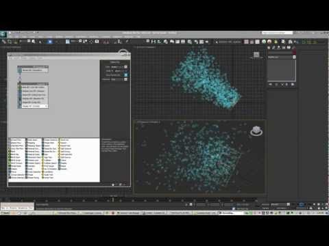 Over 100 Free Particle Flow Presets from Allan McKay 3ds Max Particle Flow Download