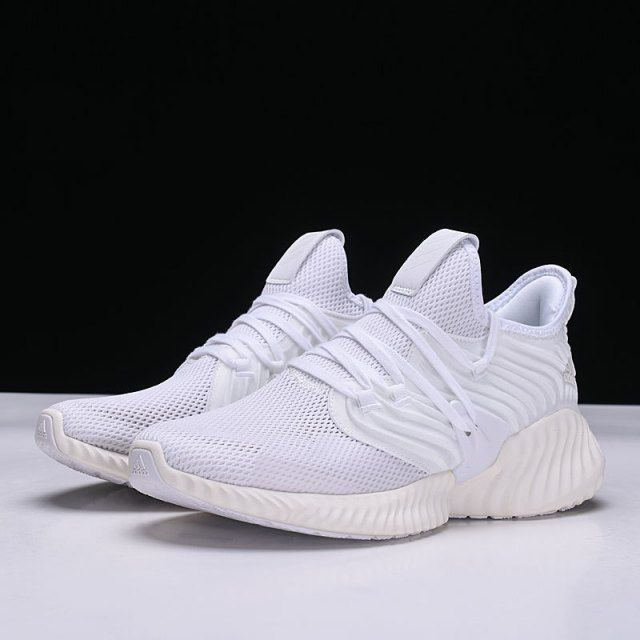 huge discount 20a19 7f736 Adidas Alphabounce Beyond M Unisex Sneakers Shoes White