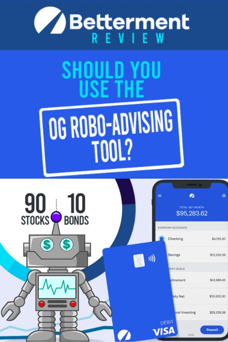 Betterment review 2020 should you use the og robo