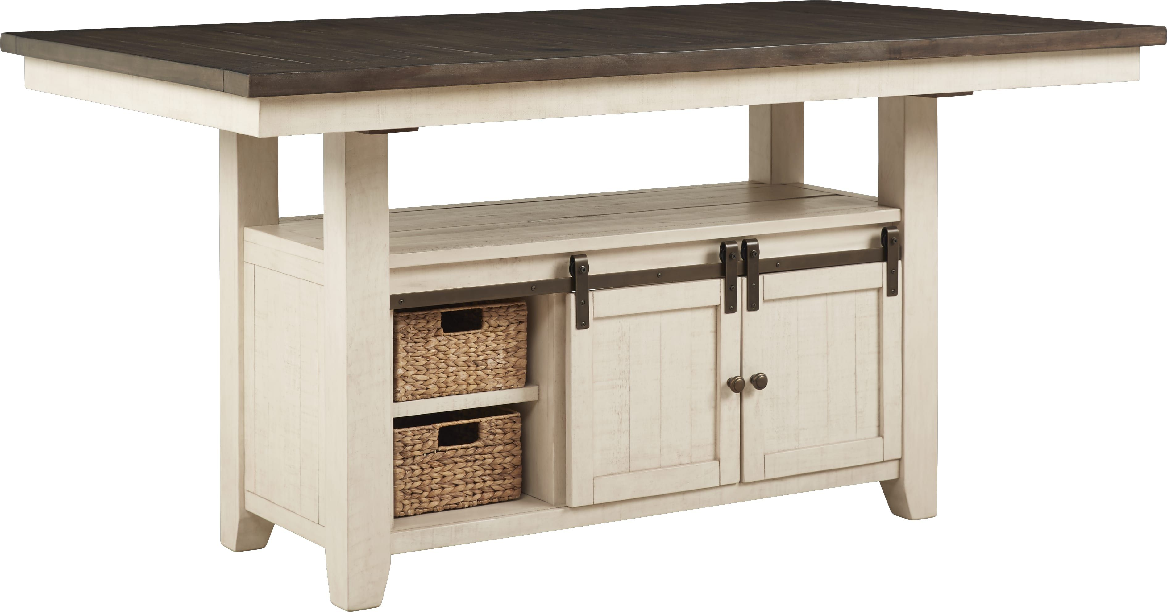 Kenbridge White Counter Height Dining Table in 2019 ...