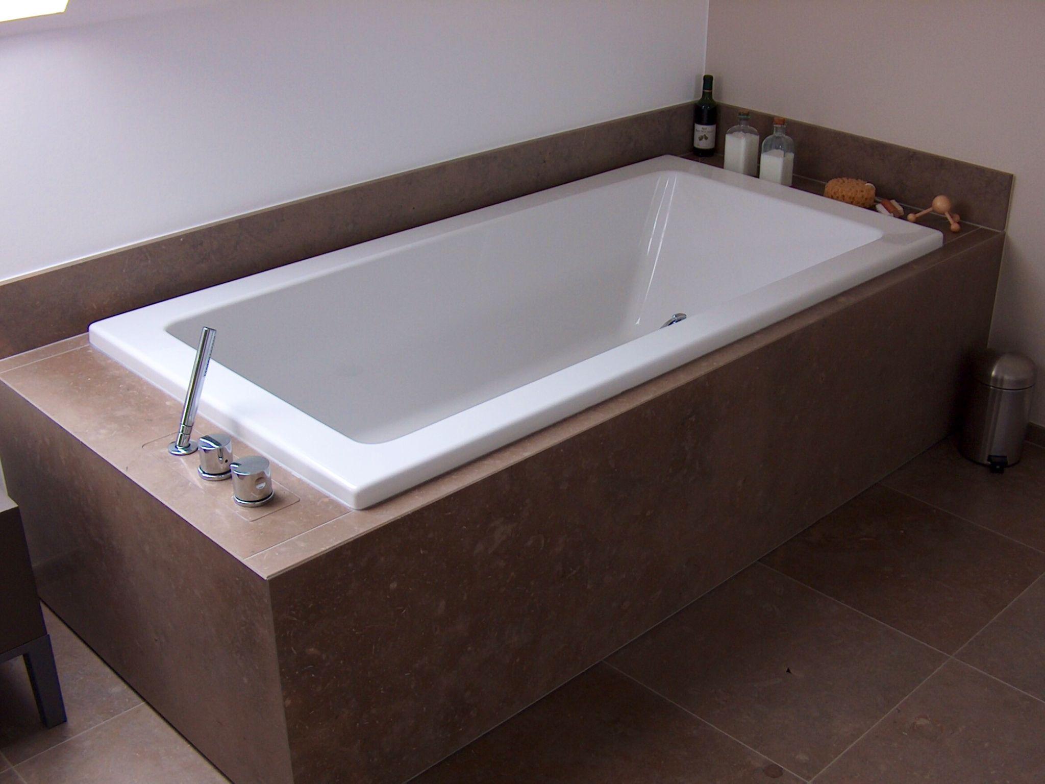 badbekleding volledig bad #badkamer - Badkamers | Pinterest ...