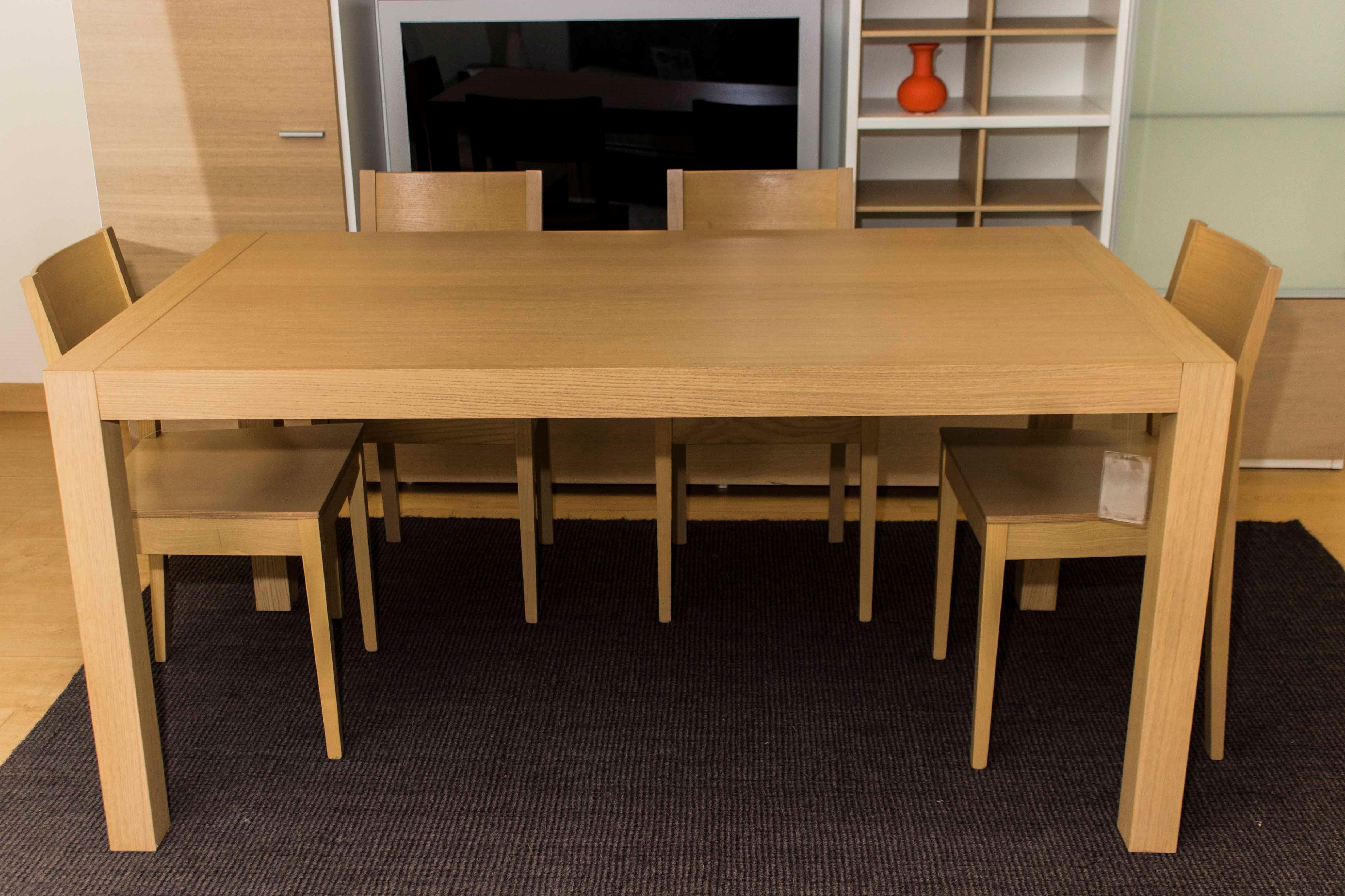 tavolo + 4 sedie Magic ditta Cucine sconto 60