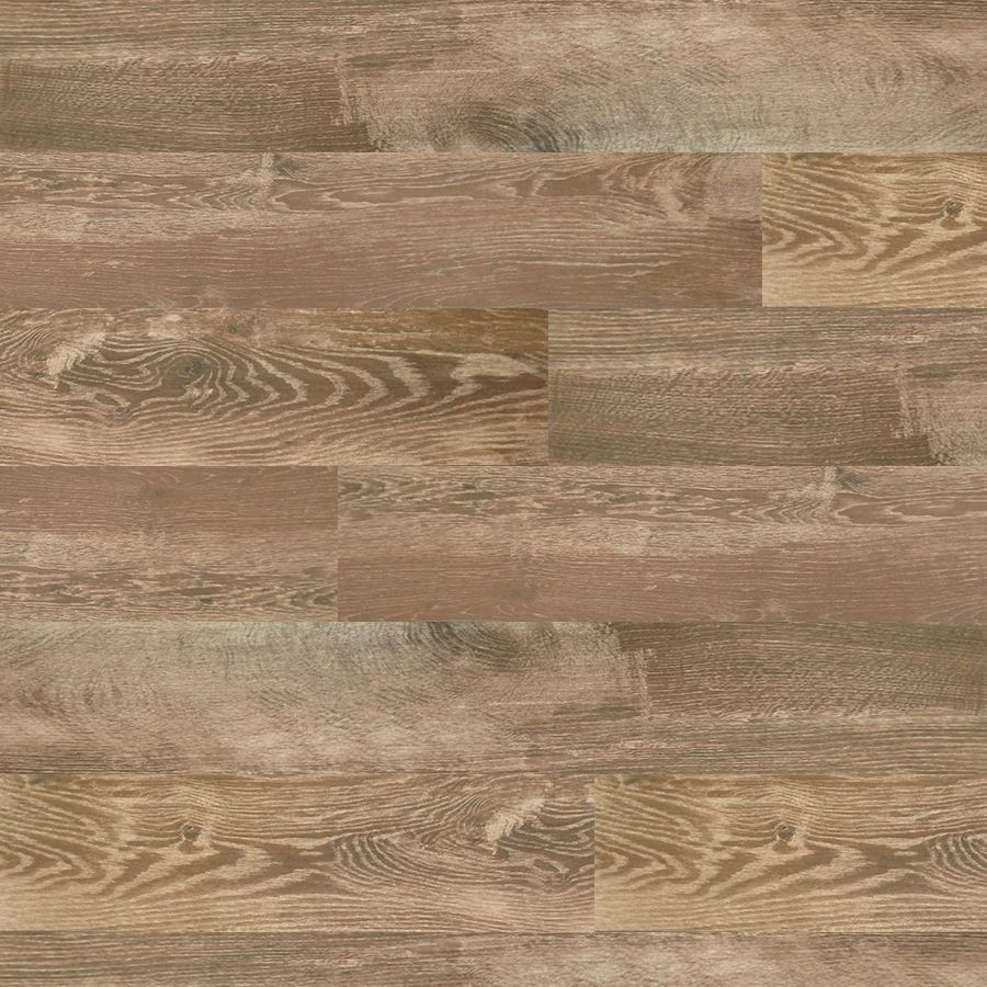 Style Selections Natural Timber Cinnamon Wood Look