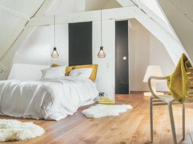 Chambre Mansardée contemporaine | Chambres | Pinterest | Chambre ...