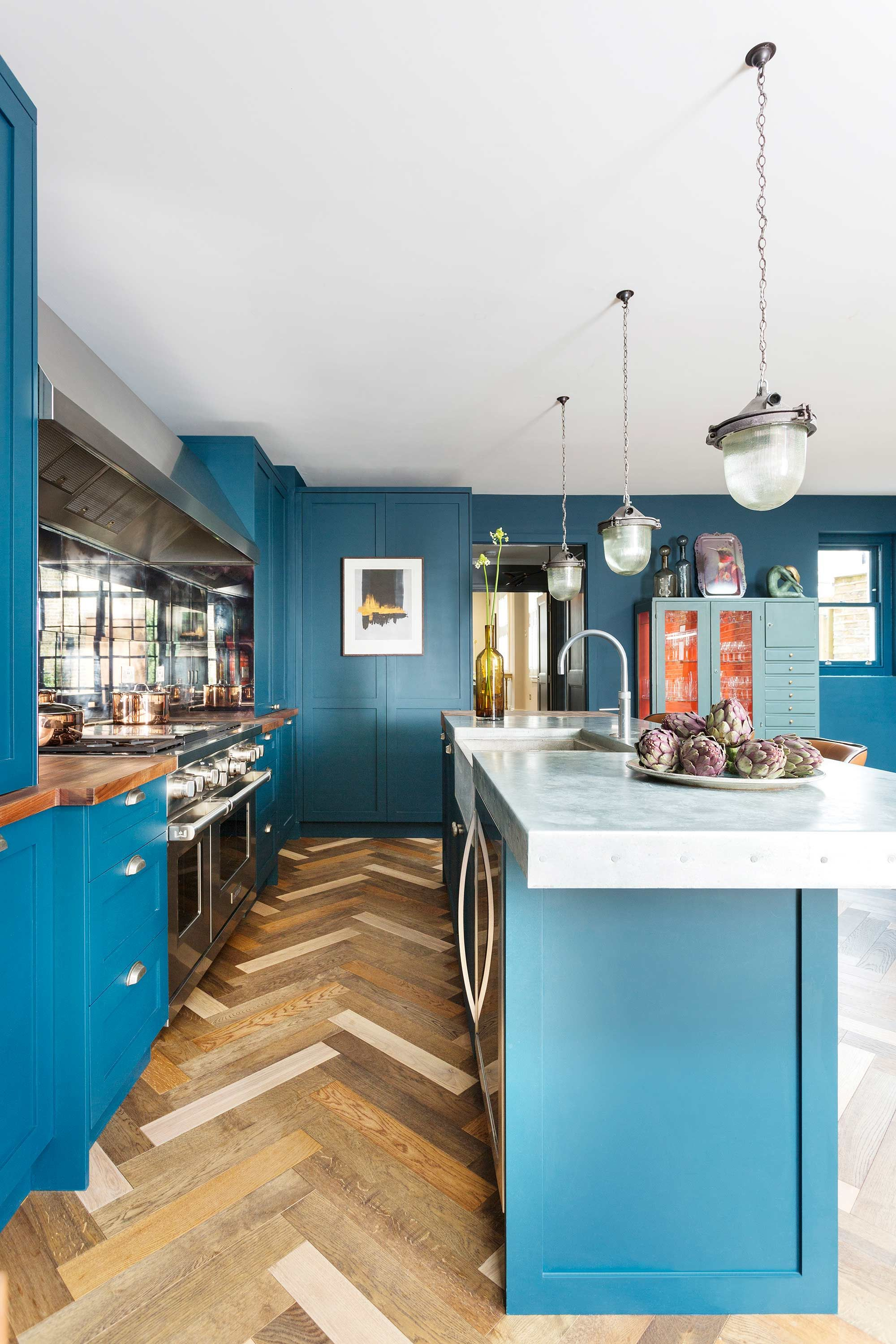 KINGSWOOD ROAD in 2020 | Shaker style kitchens, New
