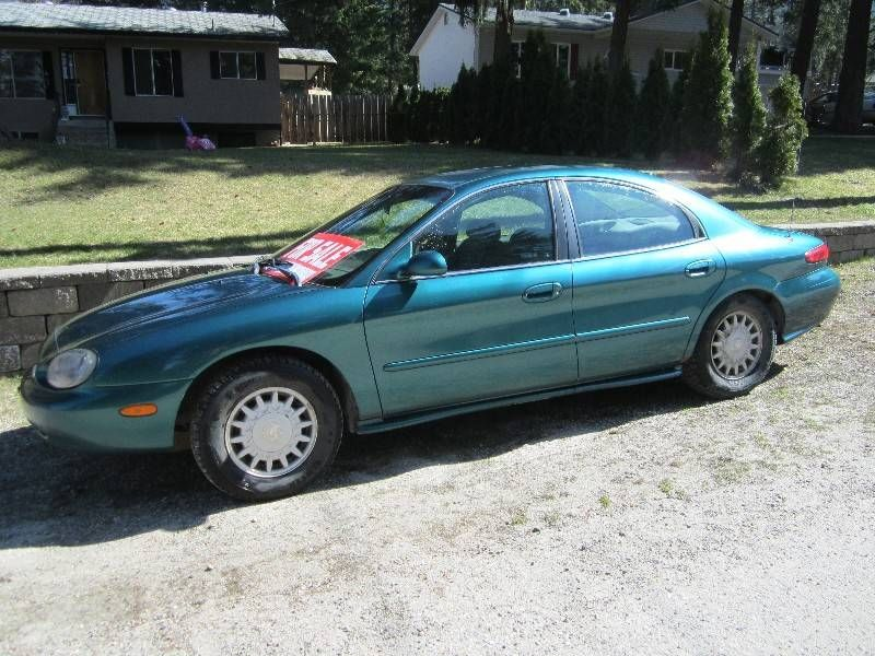 1998 Mercury Sable Castanet Classifieds Mercury Sable Mercury Castanets