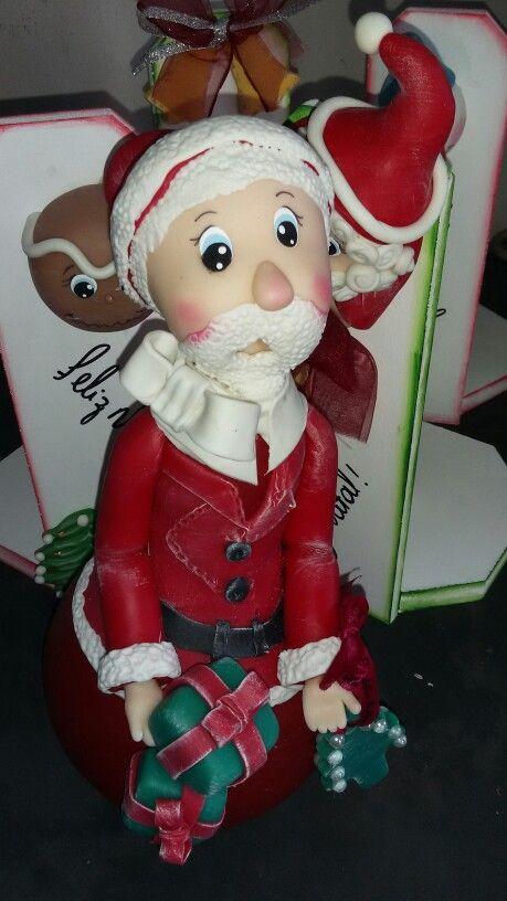 Papai Noel cabaça