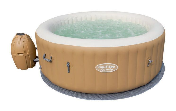 Spa Gonflable Bestway Palm Springs A Bulles 4 Places Best Inflatable Hot Tub Inflatable Hot Tub Reviews Jacuzzi