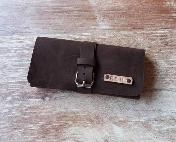 c648d02bc653 leather tool roll, Leather watch roll, Travel watch pouch, Watch ...