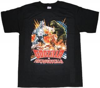 Godzilla Mechagodzilla T-Shirt ゴジラ 対 メカゴジラ Tシャツ