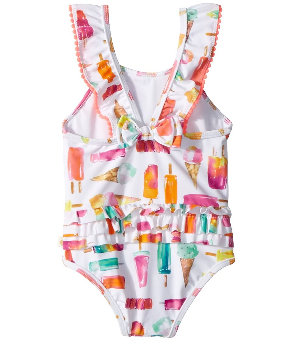 c84b5322ba Kate Spade New York Kids Ice Pops One-Piece (Infant) Girl's Swimsuits One  Piece Ice Pops